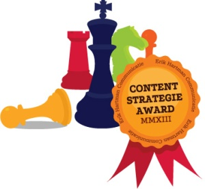 Contentstrategie Award 2013