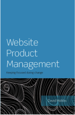 Website Product Management