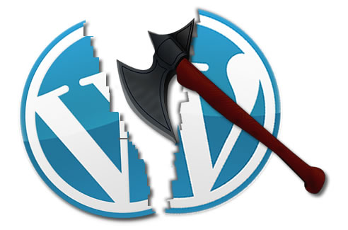 Wordpress hack