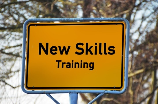New skills training