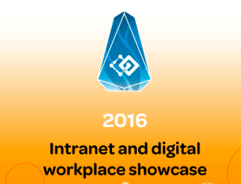 StepTwo 2016 intranet award